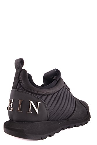 Philipp Baskets Homme Msc0776ple067n0291 Suède Plein Noir rxqfXOrWBw