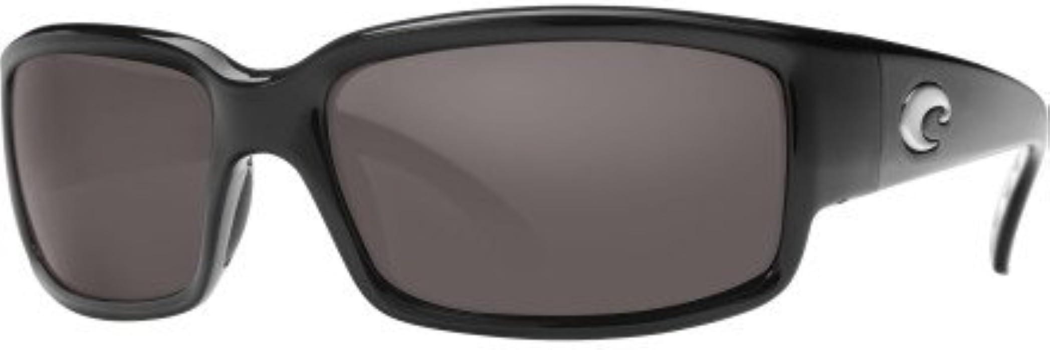 023f3a336a Costa Caballito Kenny Chesney Limited Edition Polarized Sunglasses - 400P  Polycarbonate Lens Black Gray