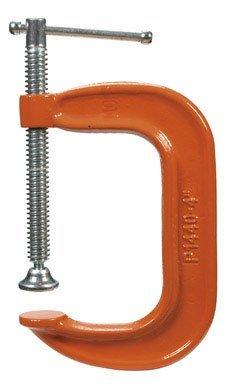 Adjustable Clamp Company Adjustable C-Clamp Iron Frame 1-1/2
