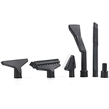"""WORKSHOP Wet Dry Vacs WS17854A 1-7/8"""" Basic Homeowner Kit for Wet Dry Shop Vacuum, 5-piece"""