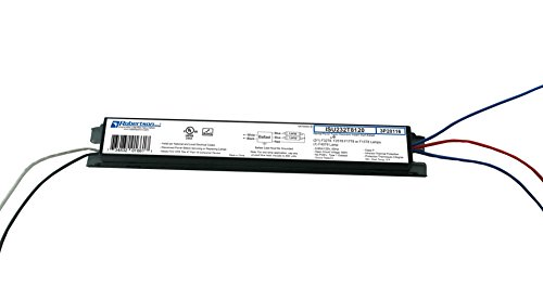 1 120v Remote Ballast - ROBERTSON 3P20116 eBallast, Instant Start, NPF, 1 or 2 Lamp F32T8, 120Vac, 60 Hz, Model ISU232T8120 BA (Replaces Robertson 3P20003, Model ISU232T8120/B)