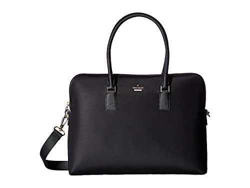 Kate Spade New York 15 Inch Nylon Satchel Laptop Case Laptop Bag Black