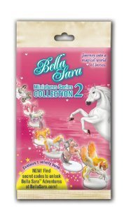 Bella Sara Mini Horse Figure - Series 2 - PACK ( 1 PACK )
