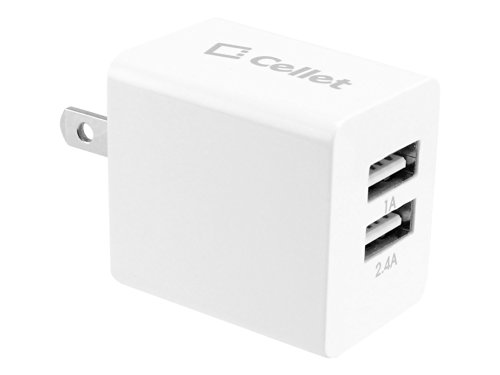 Travel Charger Compatible iPhone Galaxy