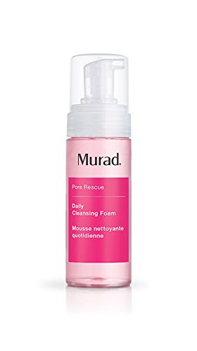 Murad Daily Cleansing Foam, 5.1 Fluid (Murad Redness Therapy)