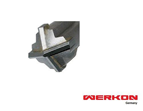 10 12 SDS Plus foret /à b/éton Set 5/pi/èces 6 14/x 210/mm foret marteau ma/çonnerie foret /à b/éton 8