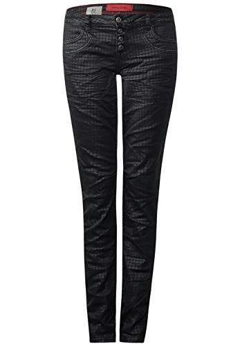 Donna schwarz Black Street Print One Slim Denim Jeans nqzawf6xC