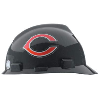 (Standard V-Gard Hard Capw/Chicago Bears Logo - 1 Each)