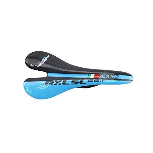 RXL SL Saddle Seat Saddles Carbon Fiber Road Bicycles Saddle, Mountain Bike Seat for Women & Men (270x130mm, ()