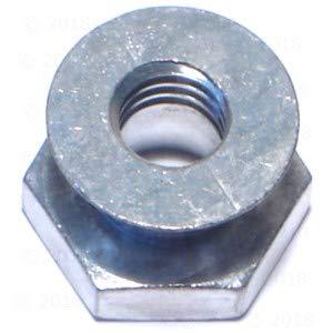 3/8-16 Breakaway Nut Zinc (6 pieces) by Monster Fastener