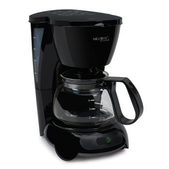 (Mr.Coffee Tf5-099 Black 4-cup Coffeemaker)