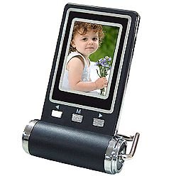 "Amazon.com : Element 2.4"" Mini Digital Photo Frame, Travel"