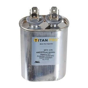 7.5 MFD, 2-3/4 In. H (Capacitor Cover)