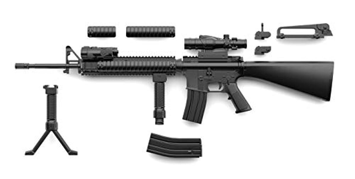 [해외] 리틀아머리 LA056 M16A4퍼터입 프라모델