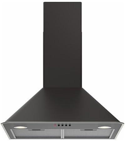 Ikea vindrum Campana para montaje en pared; en oscuro; B; (60 cm): Amazon.es: Hogar