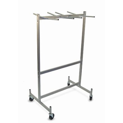 Compact for Lifetime Hanging Folded Chair and Table Dolly