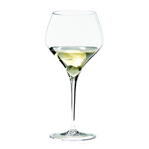 Riedel Vitis Leaded Crystal Oaked Chardonnay/Montrachet Wine Glass, Set of 4