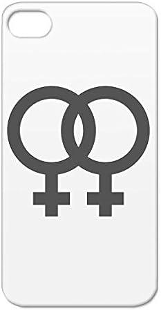 Lesbian Gris pour iPhone 4S Amour lesbien Sign Femme Gay Sex Gay ...