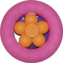Powzer Zing un anillo: perro Chew juguete por sargentos - Mascota especialidad división: Amazon.es: Productos para mascotas