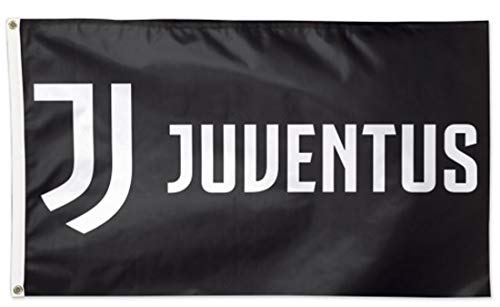 WinCraft Juventus Football Club Deluxe Flag 3x5 Feet