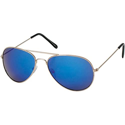 80% OFF All Cheap Sunglasses - Phoenix - Ice Blue - Gafas de Sol Aviador 914422b71f