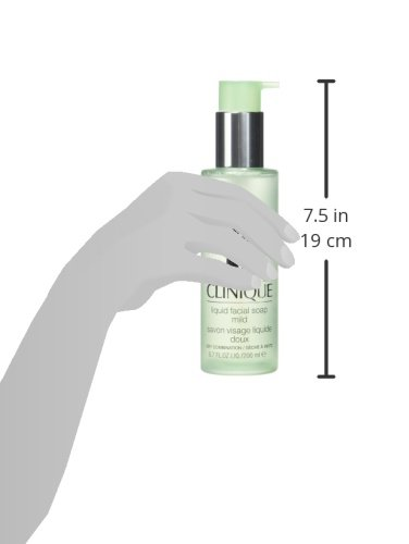 020714227661 - Clinique Liquid Facial Mild 6F37 Soap, 6.7 Ounce carousel main 1