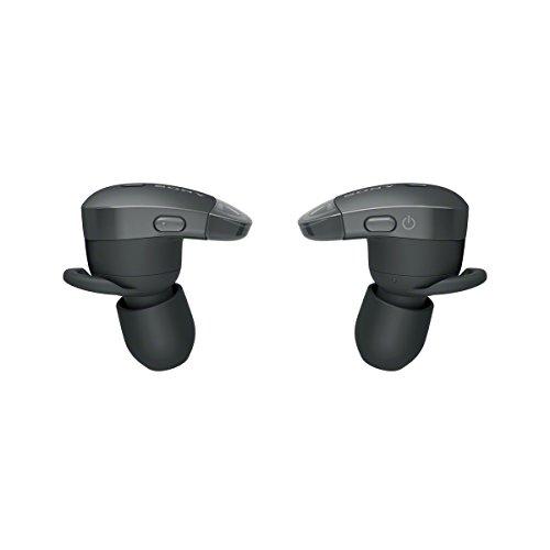 Sony WF-1000X Truly Wireless In-Ear Noise Cancelling Headphones - Black