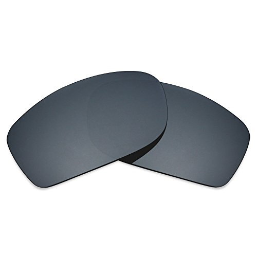 Mryok Polarized Replacement Lenses for Oakley Fives Squared - Black ()