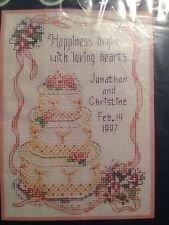Happy Beginnings - Jiffy Counted Cross Stitch Kit - Counted Stitch Jiffy Cross