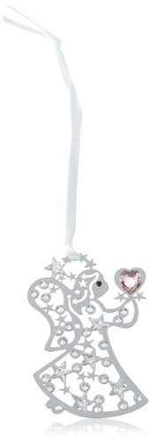 (Swarovski Christmas Angel Ornament)