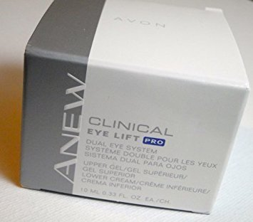 Anew Clinical Eye Lift 2-in-1 Jar (Best Upper Eyelid Firming Cream)