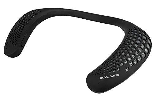 Mac Audio PrivéEar, Bluetooth® stereo nekluidspreker, kleur: zwart