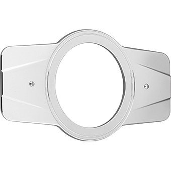 Cleveland Faucets 40913 Bathtub and Shower Valve Cover Plate, Chrome by Alfi