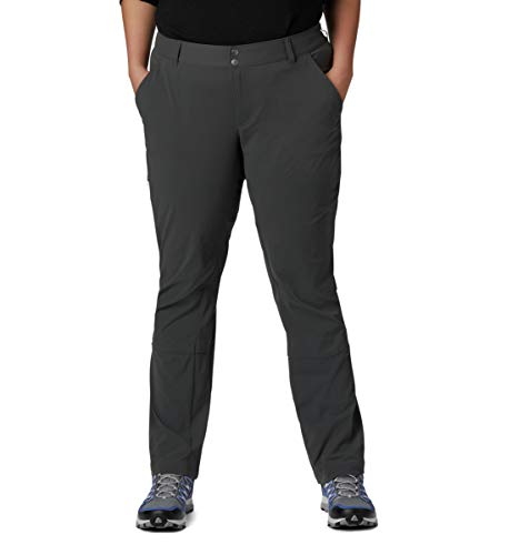 Columbia Women's Saturday Trail Pant, Grill, 8 (Regular)