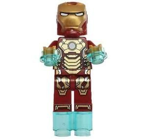 LEGO-Mark-42-Armor-minifigure-76007-Iron-Man-Malibu-Mansion-Attack