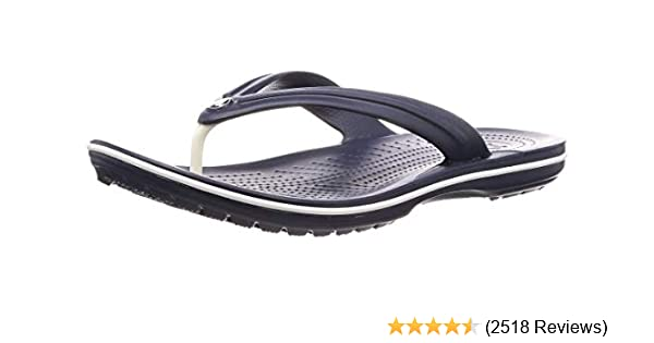4d6abdffbe16e Amazon.com | Crocs Men's and Women's Crocband Flip Flop | Casual and Sporty  Sandal | Lightweight Beach and Shower Shoe | Sandals