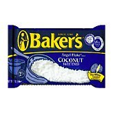 (Baker's Angel Flake Sweetened Coconut)