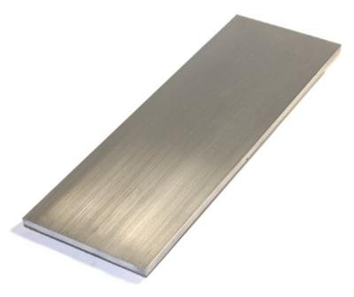 Forney 49222 Flat Aluminum Stock, 1/8'' x 1'' x 3'