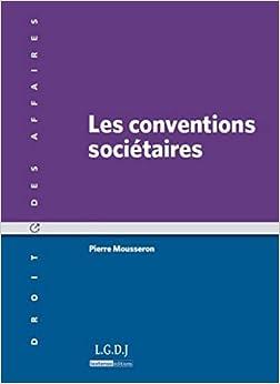 Les Conventions sociétaires, 2ème édition
