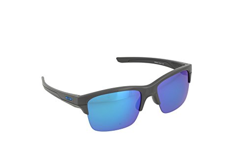 Lunettes Grey Oakley Iridium Dark Gris Thinlink Sapphire Grey rwrEqBO