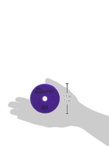 Toolocity GXNG3030 3-Inch 30 Grit Galaxy Diamond Floor Grinding Disc//Pad Applied Diamond Tools