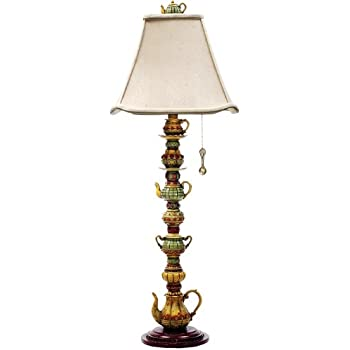 Sterling Home 91 253 Tea Service Candlestick Table Lamp