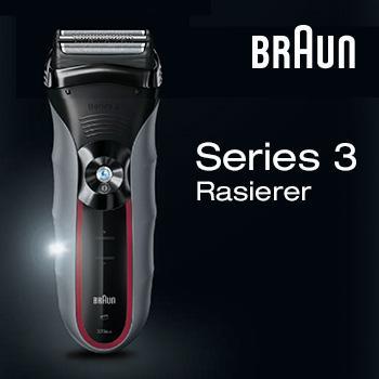 Braun Series 3 Rasierer