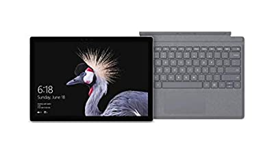 MS 12.3 Surface Pro 5th Gen Bundle Parent