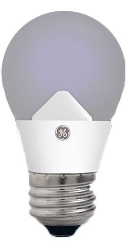 Price comparison product image GE Lighting LED 83645 4.5-watt 350-Lumen A15 Refrigerator Freezer Bulb with Medium Base,  1-Pack