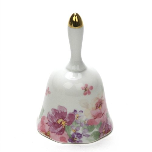 Floral Mist by Otagiri, China Dinner Bell, Floral Design