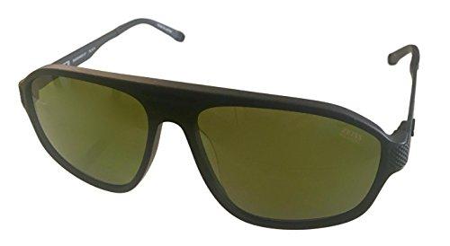 Tumi Men's Bass BASSBLA59 Polarized Oval Sunglasses,Black - Sunglasses Bass