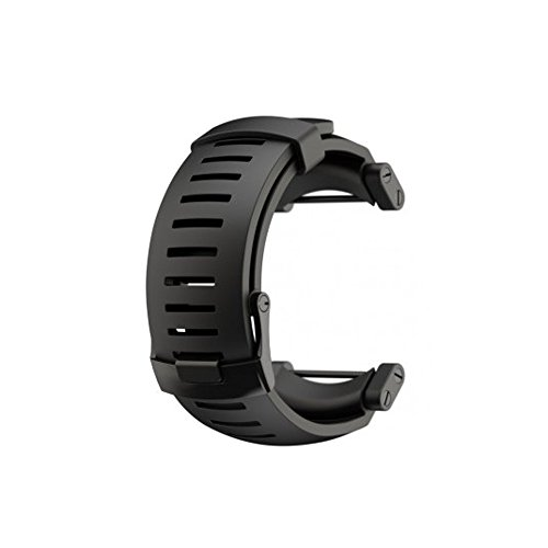 SUUNTO Core Rubber Strap, Black