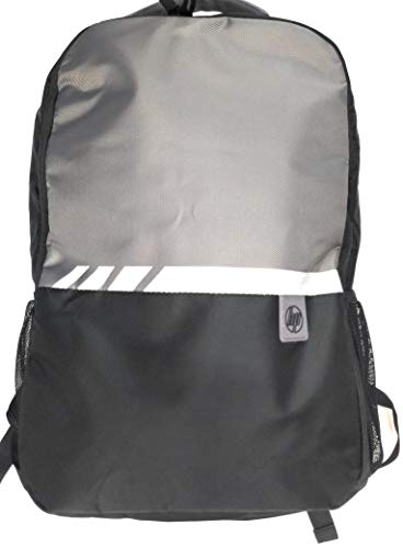 HP Essentials Polyester Black, Grey Laptop Backpack