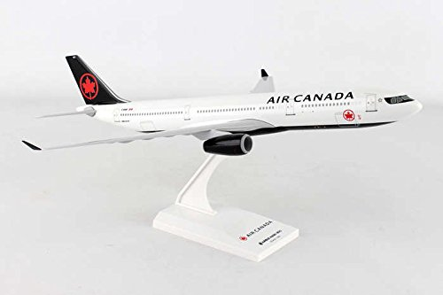 Airbus A330 300 - Skymarks SKR981 Air Canada Airbus A330-300 1/200 Scale Scale Display Model with Stand